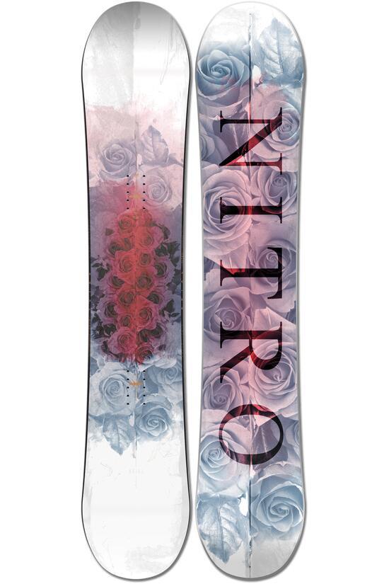 Nitro Snowboards S-10 1000 vatios color rojo met/álico Miniquad infantil